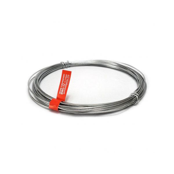 Arame Galvanizado Bwg 12 (2,77mm) - 1kg (22M)
