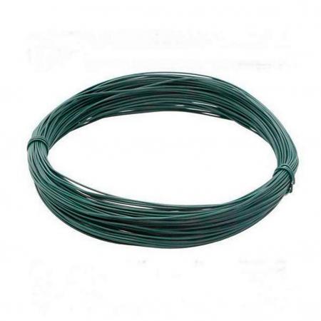 Arame PVC Galvanizado Bwg 12 (2,77mm) - 1kg (18M)