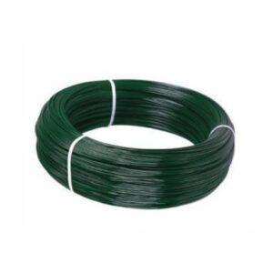 Arame PVC Galvanizado Bwg 16 (1,65mm) - 1kg (45M)