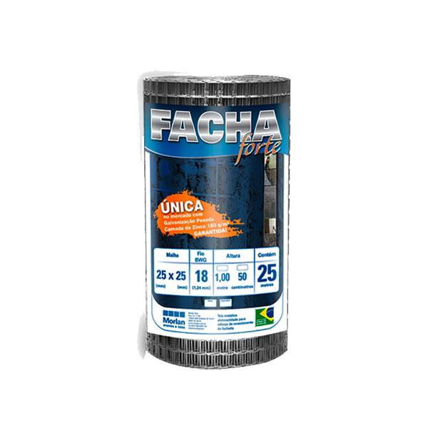 Facha Forte - Telas para reforço de fachada - 0,50x25 Metros