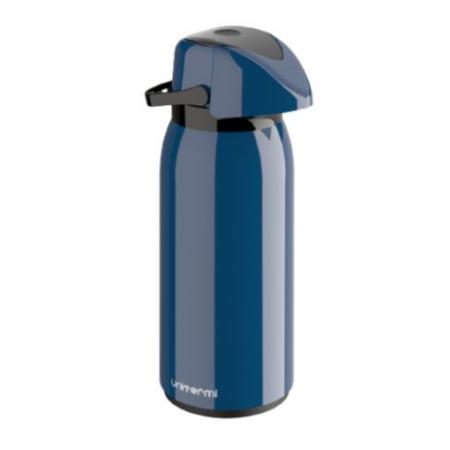 Garrafa Térmica Verona 1,8 Litros Azul - Unitermi