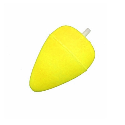 Boia Sinalizadora Lambari Amarelo - Apoio Pesca