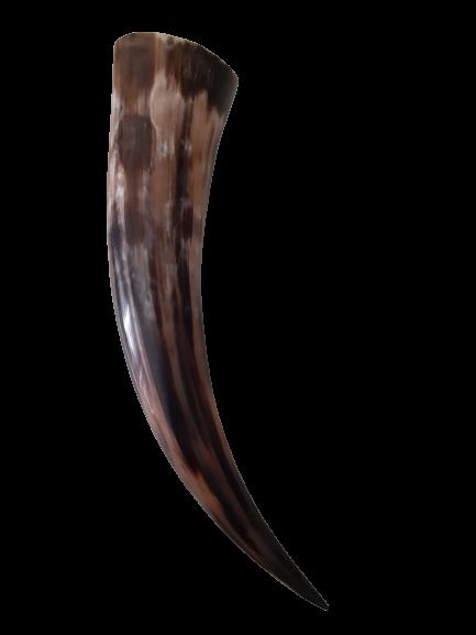 Cuia Guampa de Chifre Inteira - Natural de Boi