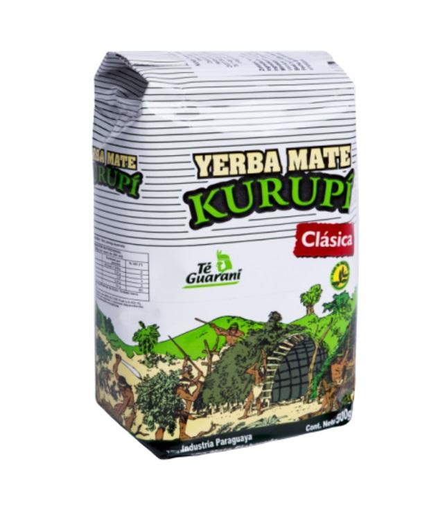 Erva para Tereré sabor Clássica 500 gramas - Kurupí