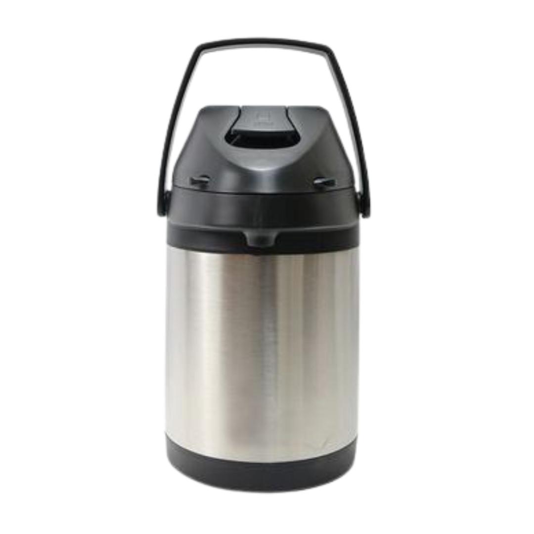 Garrafa Térmica 2,5 Litros Aço Inox