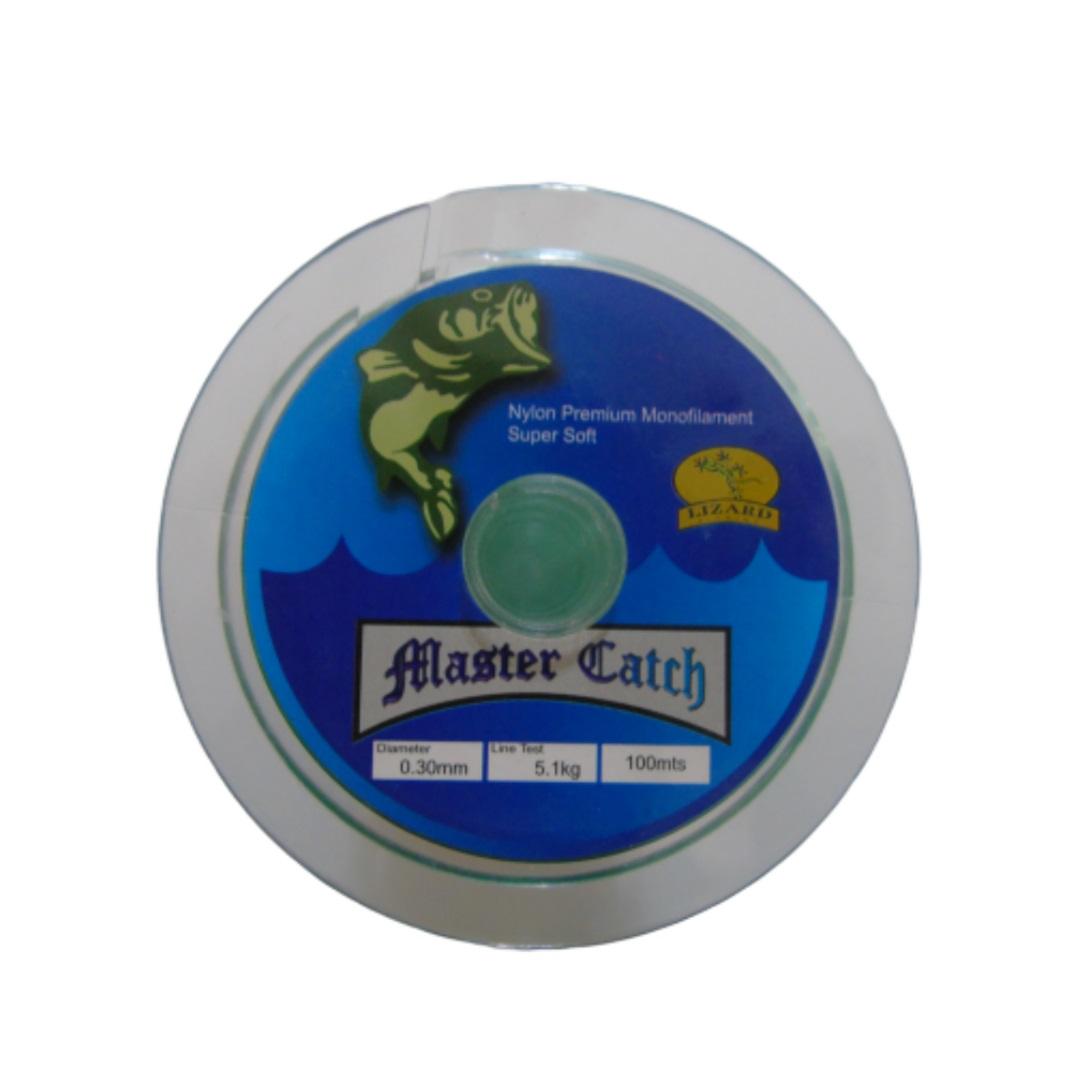 Isca Artificial Articulada Tilápia+ Linha Monofilamento 0,30