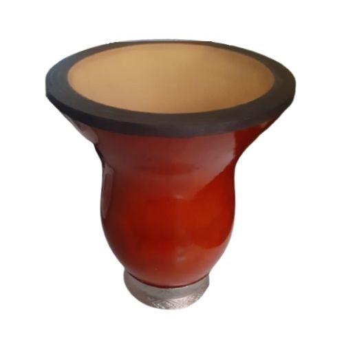 Kit Garrafa Térmica Inox 1,8 Lts + Bomba Inox + Cuia Porongo