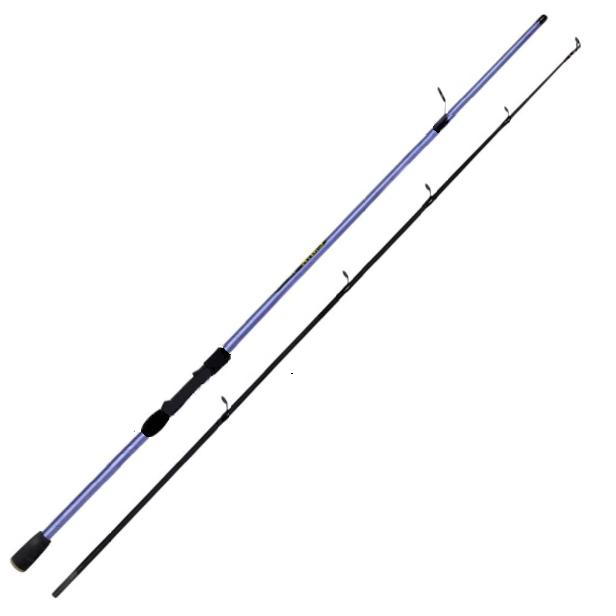 Vara para Molinete 50% Carbono Azul Escuro - CMIK