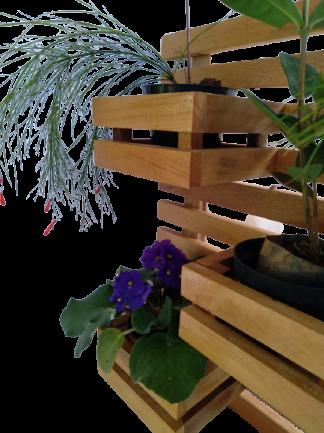 Painel Floreira para Jardim Vertical