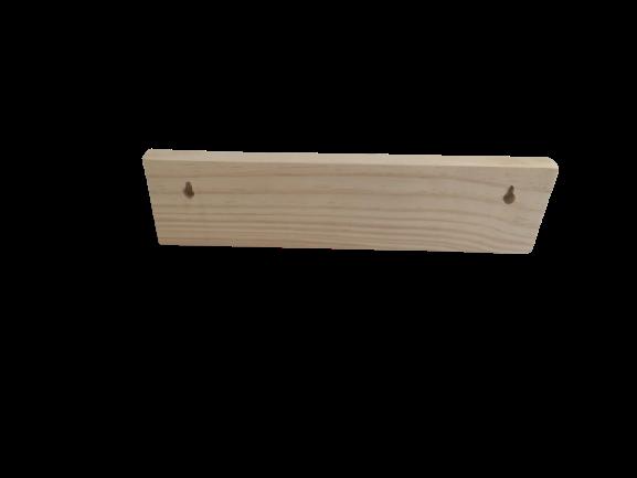 Porta Chaves e Cartas Pinus Petneon