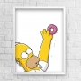 Homer Donuts - The Simpsons
