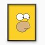 Homer Minimalista - The Simpsons