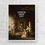 Quadro American Horror Story - Murder House