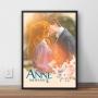Quadro Anne E Gilbert - Anne With An E