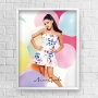 Quadro Ariana Grande
