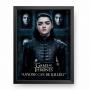 Quadro Arya Stark - Game Of Thrones