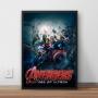 Quadro Avengers - Age Of Ultron
