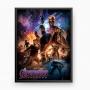 Quadro Avengers - End Game