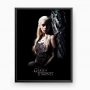 Quadro Daenerys - Game Of Thrones