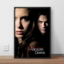 Quadro Delena - The Vampire Diaries