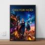 Quadro Doctor Who