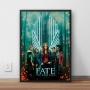 Quadro Fate: A Saga Winx