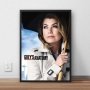 Quadro Grey's Anatomy - Meredith Grey