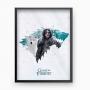 Quadro Jon Snow - Game Of Thrones