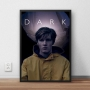 Quadro Jonas - Dark