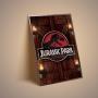 Quadro Jurassic Park