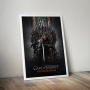 Quadro Ned Stark - Game Of Thrones