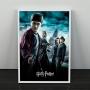 Quadro O Enigma Do Príncipe - Harry Potter