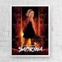 Quadro O Mundo Sombrio De Sabrina