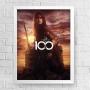 Quadro Octavia Blake - The 100