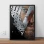 Quadro Ragnar - Vikings