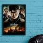 Quadro Relíquias Da Morte - Parte 2 - Harry Potter