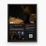 Quadro Série & Filme Streaming (Personalizado)