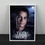 Quadro Stiles Stilinski - Teen Wolf