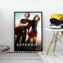 Quadro Supergirl