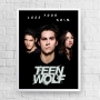Quadro Teen Wolf - Lose Your Mind
