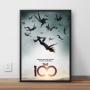 Quadro The 100 - Rain
