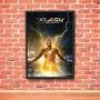 Quadro The Flash - Thunder