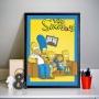 Quadro The Simpsons