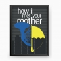 Quadro Trompa E Guarda-Chuva - How I Met Your Mother