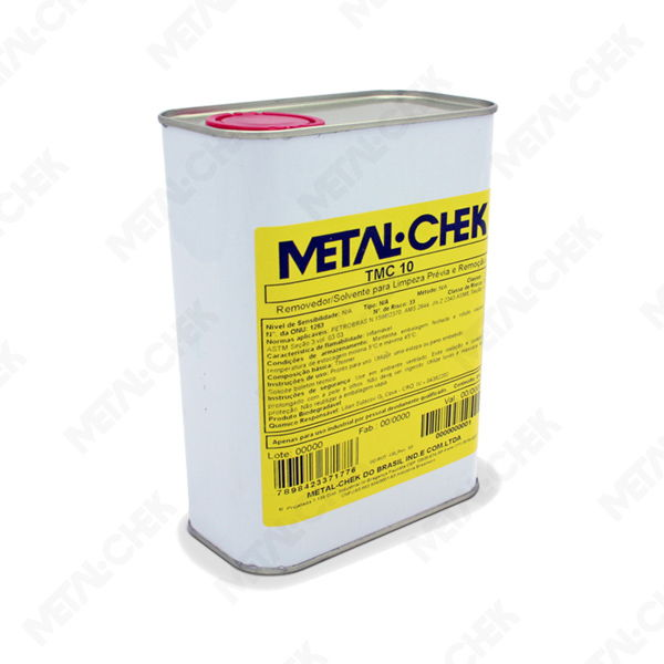 Removedor Metal-Chek TMC 10 - 5L