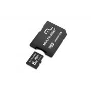 Cartão de Memória Micro SD - Multilaser