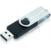 Pen Drive Twist 16GB - Multilaser PD588