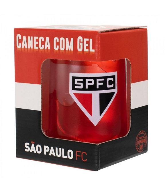 Caneca Gel Congelante São Paulo Fc - Produto Oficial