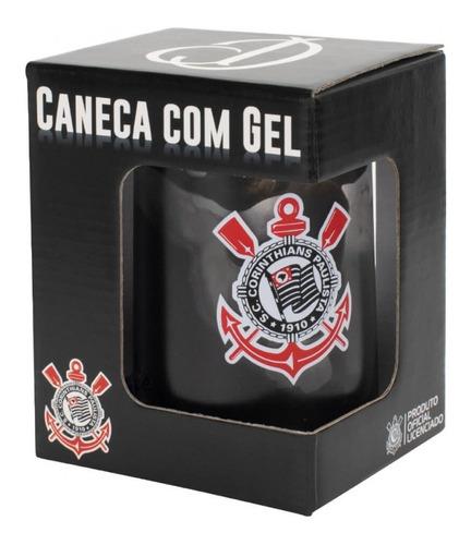 Caneca Gel Corinthians Oficial Licenciado - São Jorge