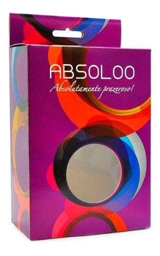 Cinta Com 2 Pênis Articulado - Absoloo Ab0150